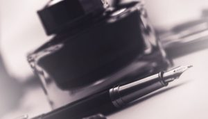 best fountain pen black ink
