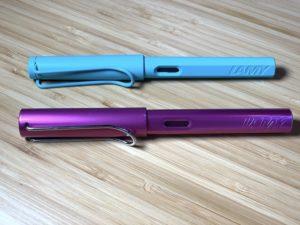 Lamy Safari fountain pen