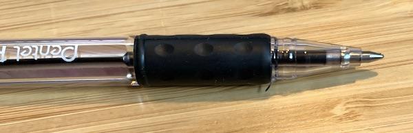 pentel rsvp fountain pen tip
