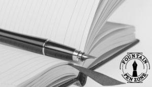 best fountain pen for journaling